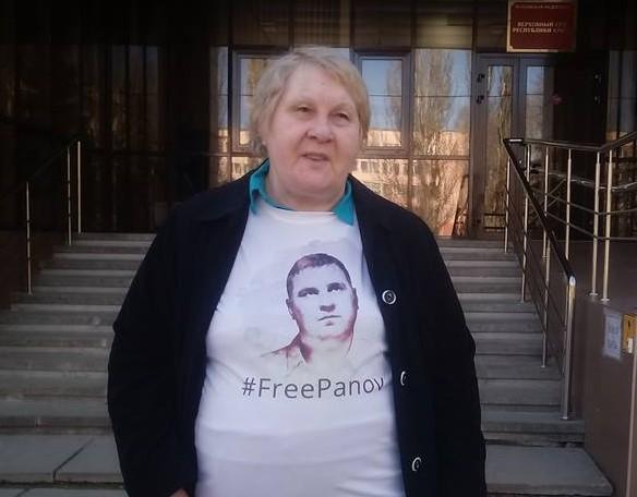 Мы не можем иначе, и все будем делать, чтобы вернуть его домой, — мать Евгения Панова после свидания с ним в СИЗО