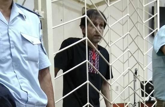 ФСИН считает Владимира Балуха гражданином РФ, его продолжают держать в ШИЗО