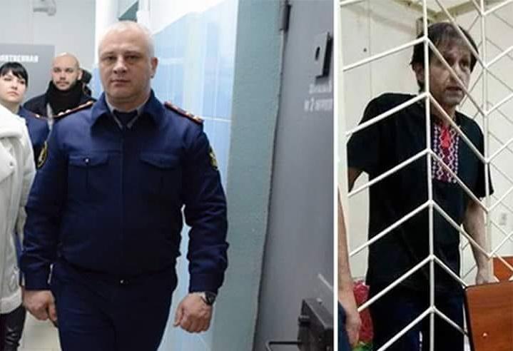 Начальник СИЗО не пустил адвоката Балуха к его подзащитному после информации об избиении украинского активиста