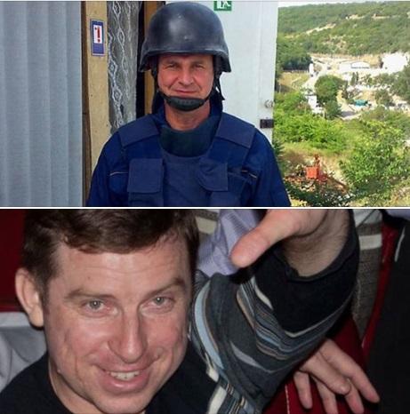 В «суде» Севастополя продолжат рассмотрение «дела украинских диверсантов» Владимира Дудки и Алексея Бессарабова