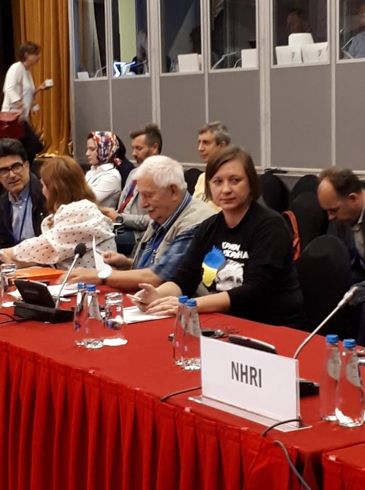 Эксперт КПГ Ирина Седова призвала РФ прекратить системное разжигание ненависти в Крыму