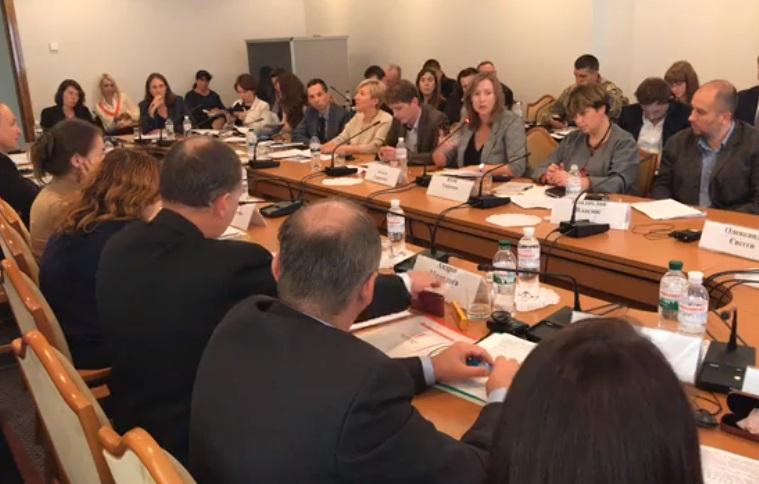 Ольга Скрипник заявила про необхідність взаємодії держави та суспільства з жителями окупованих територій