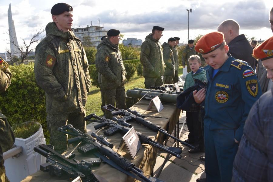 Окупаційна влада Севастополя заявила про рекордне поповнення  лав «Юнармії» у місті
