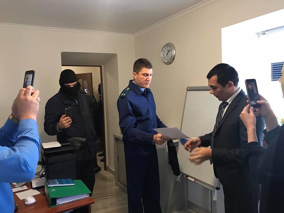 Крымскому адвокату Курбединову вручили «предостережение о недопустимости экстремизма»