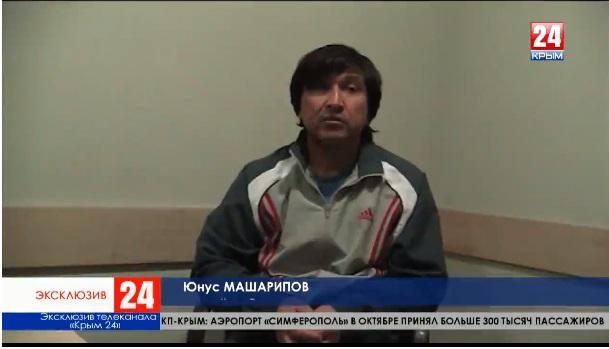 Видео «признательных показаний» «украинского диверсанта» Машарипова не доказывает его вину, — правозащитники