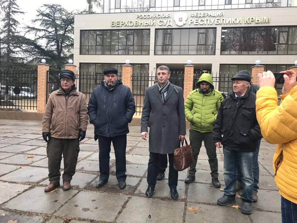 Суд відмовив Еліні Мамедовій в оскарженні постанови на обшук