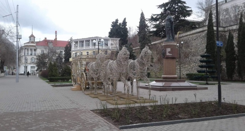 Севастопольские «власти» не согласовали пророссийским активистам место проведения мирного собрания