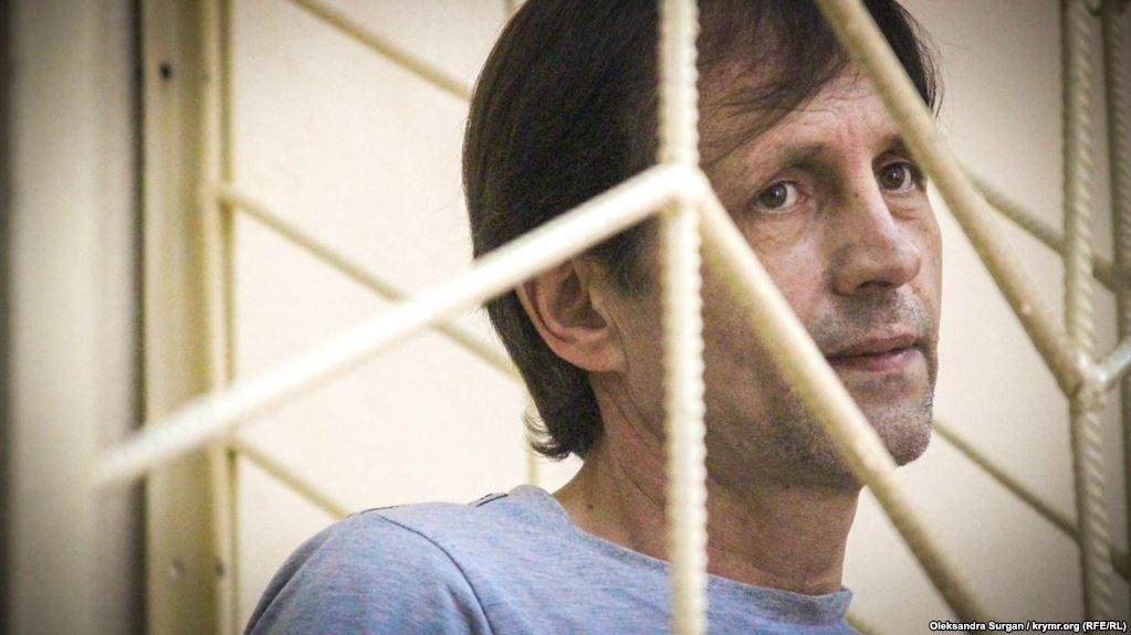 Балух уже в СИЗО Симферополя: адвокаты пытаются выяснить причины этапирования