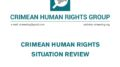 Review on the human rights situation in Crimea in May 2019