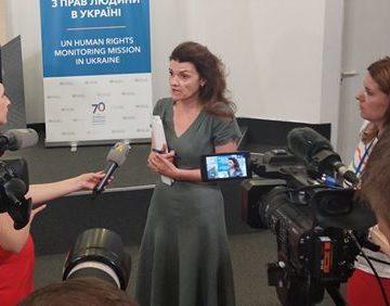 Моніторингова місія ООН закликала РФ дотримуватися в окупованому Криму міжнародних стандартів прав людини