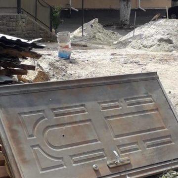 В Крыму заявляют о разграблении храма украинской церкви (фото)