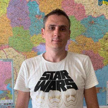 Украинский активист Игорь Мовенко выехал из Севастополя в Киев