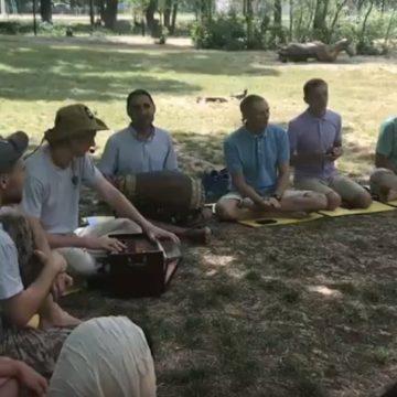В Севастополе «суд» оштрафовал верующих за пение и молебен в парке