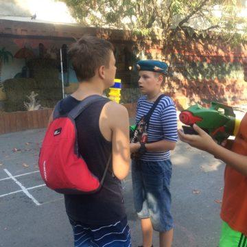 В Севастополе провели «День детского ВДВ» и другие мероприятия милитаристской направленности