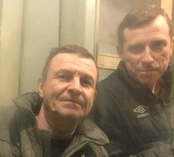 Владимира Дудку и Алексея Бессарабова снова этапировали из Крыма