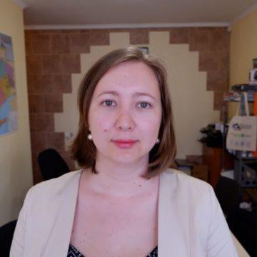 Интервью Ольги Скрипник словацкому изданию об оккупации Крыма и освобождении политузников