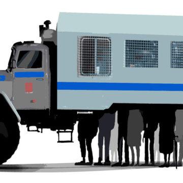 Фігурантів другої сімферопольської «справи Хізб ут-Тахрір» знову етапують  до Росії