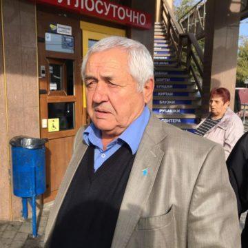 Кримськотатарського активіста Ільвера Аметова оштрафували на 300 рублів