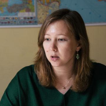 Ольга Скрипник о необходимости создании платформы для переговоров по Крыму