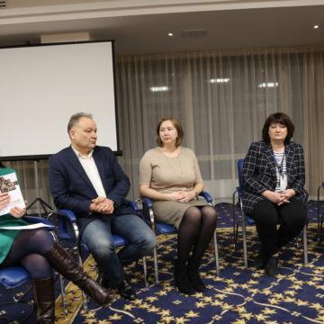 Національна НеКонференція: як працюють кримські правозахисники в екзилі