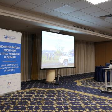 УВКПЛ закликало Росію припинити практику тортур в Криму