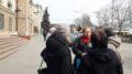 В Керчи судят активистку за участие в пикете в поддержку владельца зоопарка Зубкова
