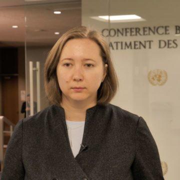 Росія знищує в Криму українську ідентичність, штучно заселяючи його росіянами, – Ольга Скрипник