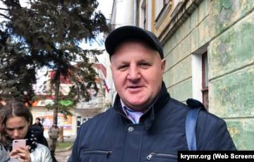 S.Filatov, Defendant of Jehovah's Witnesses Case in Crimea, Imposed a 6 Year Sentence