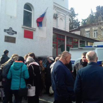 Обвиняемому в принадлежности к «Свидетелям Иеговы»  ялтинцу А.Герасимову  5 марта вынесут приговор