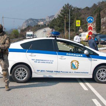 В связи с угрозой эпидемии  COVID-19 власти Севастополя ограничили въезд в город