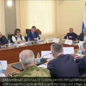 Аксенов призвал МВД РФ к насилию над крымчанами, скрывающими недавние поездки за рубеж