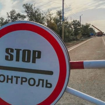 Prohibition of crossing the checkpoints with occupied territories threatens the life and health of Ukrainians – human rights defenders
