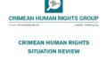 Review on the human rights situation in Crimea in April 2020