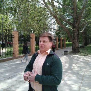 У Криму розпочали розгляд  апеляційної скарги на вирок  «Свідка Єгови» Артема Герасимова