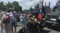 В Севастополе провели военный парад с грубыми нарушениями противоэпидемиологических норм, — фото