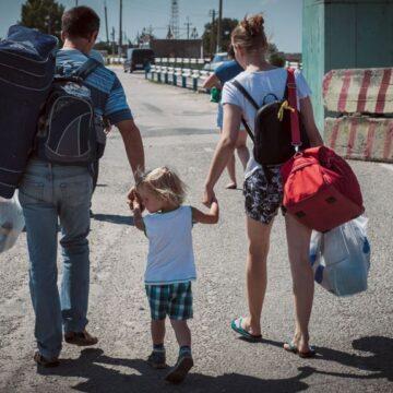 Ольга Скрипник: Основная проблема сейчас – это одноразовый выезд через российские КПВВ