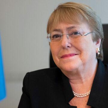 Верховный комиссар ООН по правам человека Мишель Бачелетпредставила доклад о нарушении прав человека в оккупированном Россией Крыму