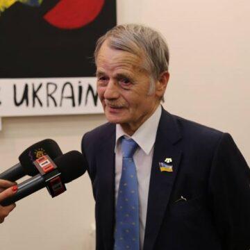 В Крыму начался «суд» над Мустафой Джемилевым