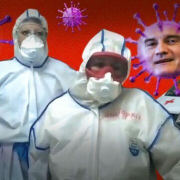 Эпидемия COVID-19 в Крыму: «Это все больше похоже на гуманитарную катастрофу»
