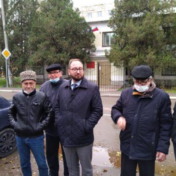 Свідок обвинувачення у справі  Мустафи Джемілєва не спромігся пригадати свої колишні свідчення