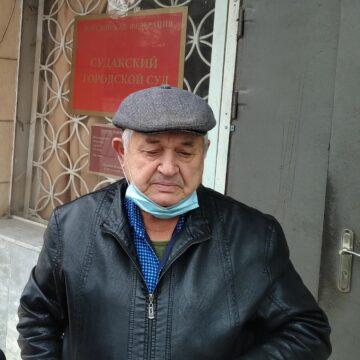 Захист домігся повторної  судово-балістичної експертизи  у справі Ільвера Аметова
