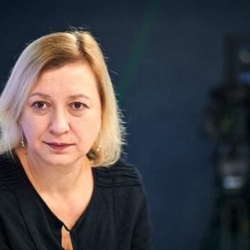 Ірина Сєдова: Лише 20% російсько-української війни відбувається на Донбасі