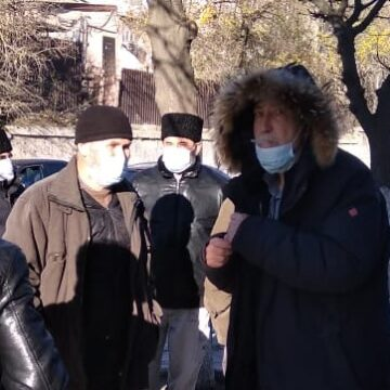 «Суд» в Крыму будет пять дней изучать ходатайство защиты по делу Ильвера Аметова