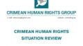 Review on the human rights situation in Crimea in December 2020