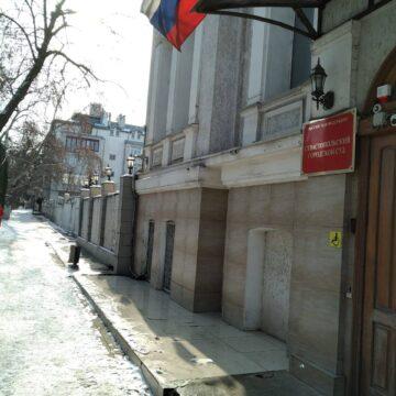 По «делу Виктора Сташевского», обвиняемого в причастности к «Свидетелям Иеговы», допросили секретного свидетеля