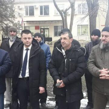 Меджит Аблямітов заявив у «суді»,  що не брав участі у збройному формуванні