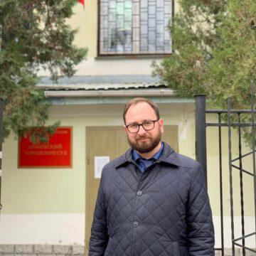 Во время попытки Джемилева вернуться в Крымна пункте пропуска не было указаний на наличие госграницы РФ, — доказательства в «суде»