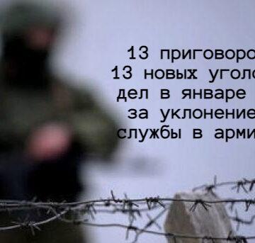 В Крыму растет количество приговоров за отказ служить в армии оккупанта