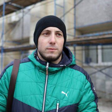 В крымском «суде» зачитали обвинительное заключение обвиняемому в недоносительстве Ридвану Умерову