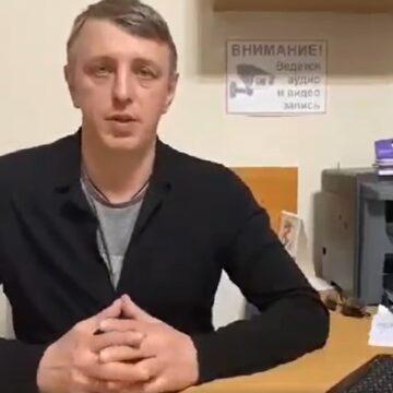 К задержанному в Крыму украинскому журналисту В.Есипенко не пускают независимых адвокатов